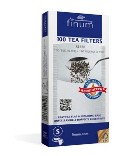 Tea Paper Filter by Finum - S