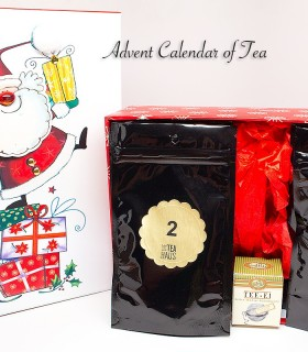 Tea Advent Calendar - give the gift of tea!
