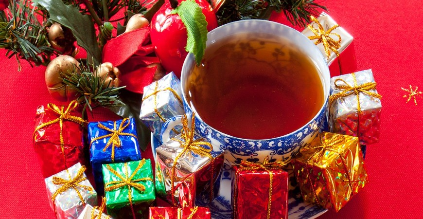 3 Tips to Help You Host the Perfect Holiday Tea Party